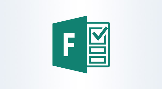 Creating surveys using MS Forms