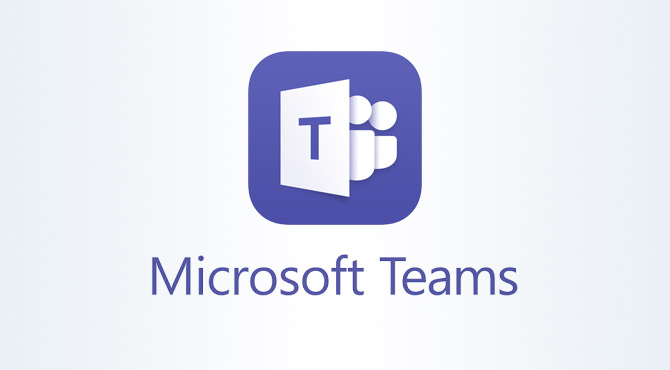 Teamwork with the use of MS Teams